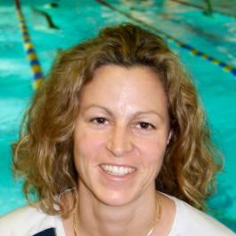 Laura Driemeyer, Trainerin der Leistungsgruppen LG3 und LG1 des Schwimmclub Westerbach Eschborn (SCWE)