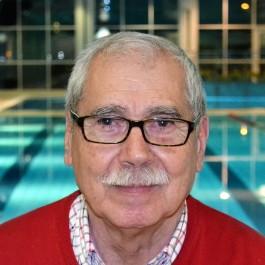 Manfred Hagedorn, 1. Kassierer im Vorstand des Schwimmclub Westerbach Eschborn (SCWE)