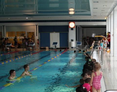 Kinderschwimmen des Schwimmclub Westerbach Eschborn (SCWE)