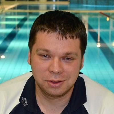 Manuel Martin, Sportwart im Vorstand des Schwimmclub Westerbach Eschborn (SCWE)