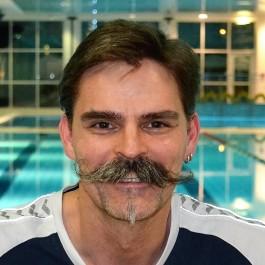 Bernd Pohl junior, Beisitzer im Vorstand des Schwimmclub Westerbach Eschborn (SCWE)