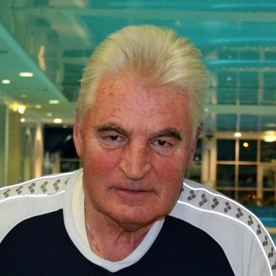 Bernd Pohl senior, 2. Kassierer im Vorstand des Schwimmclub Westerbach Eschborn (SCWE)