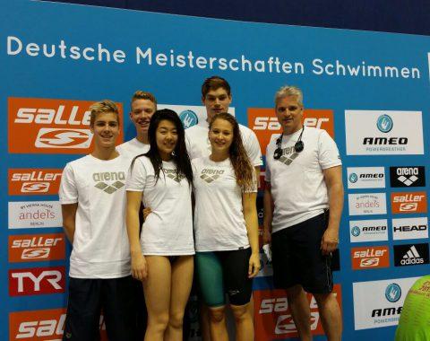 128. Deutsche Meisterschaften Berlin